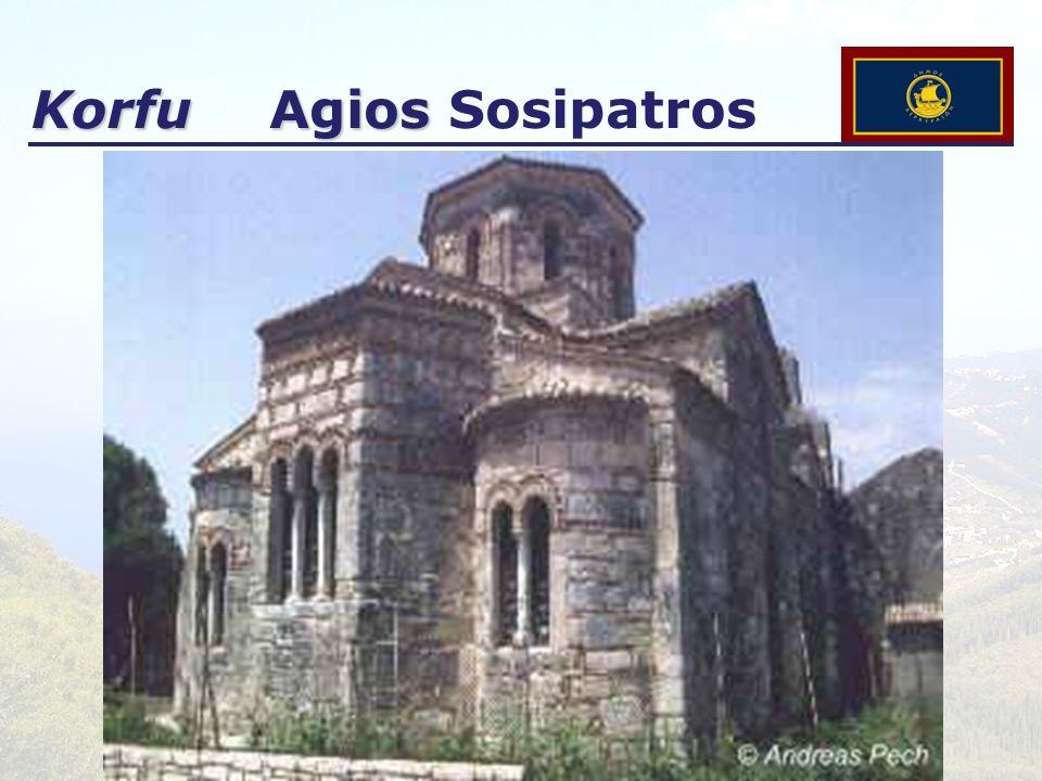 Korfu Agios Agios Sosipatros