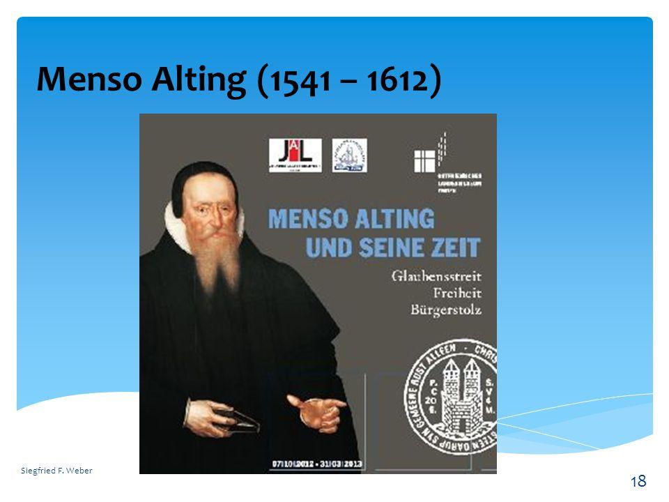 Konfessionen, Bekenntnisse und das Evangelium Siegfried F.