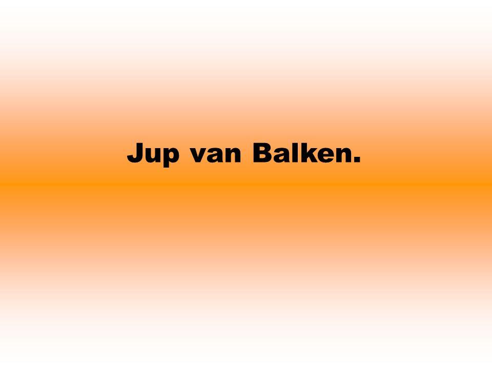Jup van Balken.