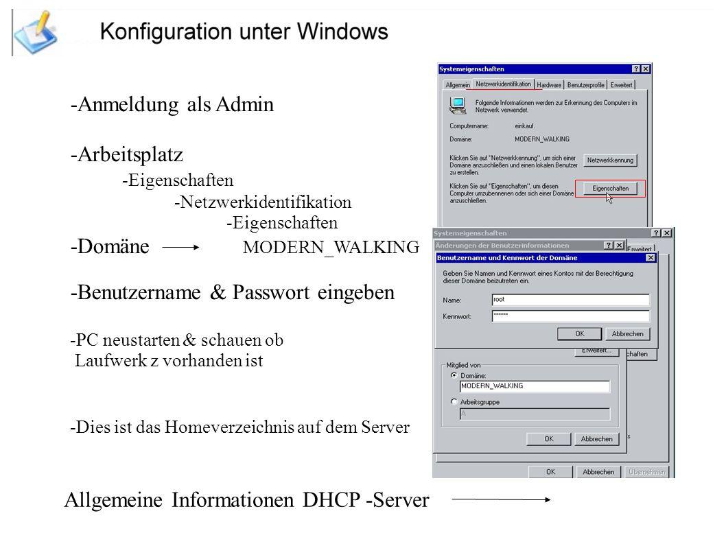 -DHCP steht für Dynamic Host Control Protocol und dient dazu Clientrechnern eine IP-Adresse zuzuweisen -Der Client schickt die Anforderung einer IP-Adresse an den DHCP-Server -Der Server weist dem Client eine IP-Adresse zu Vor- Nachteile eines DHCP-Servers