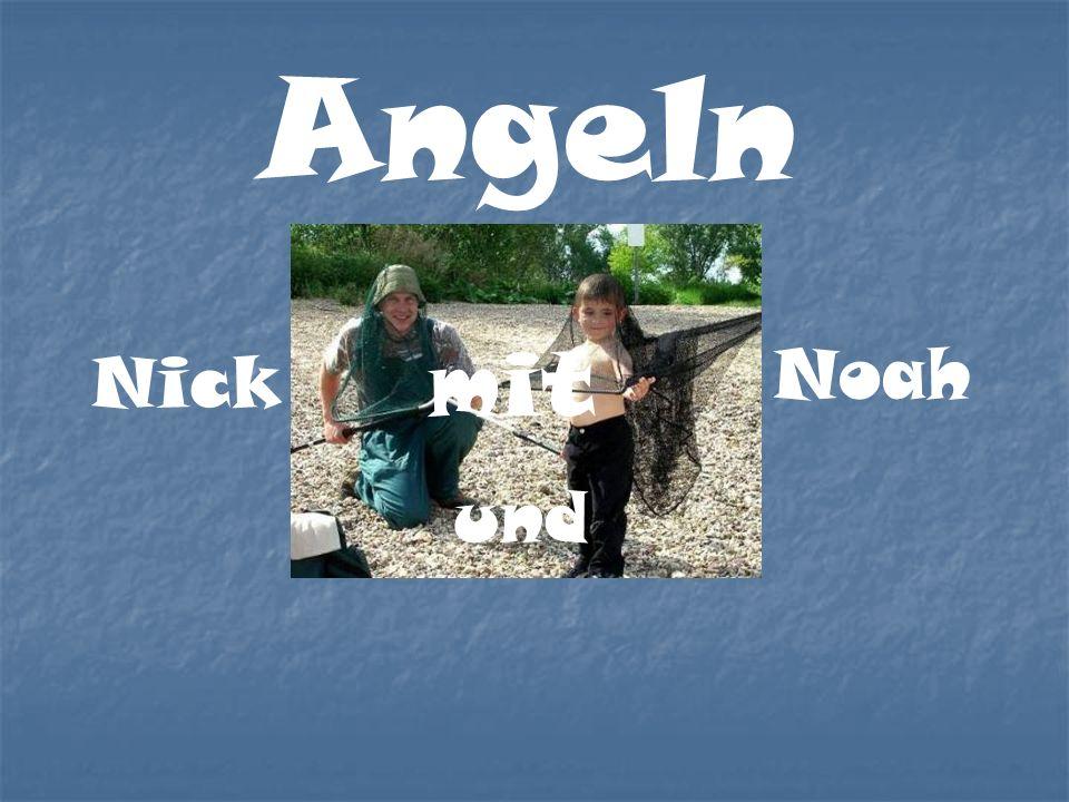 Angeln mit Nick Noah und