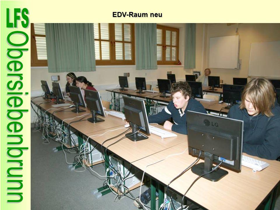 EDV-Raum neu
