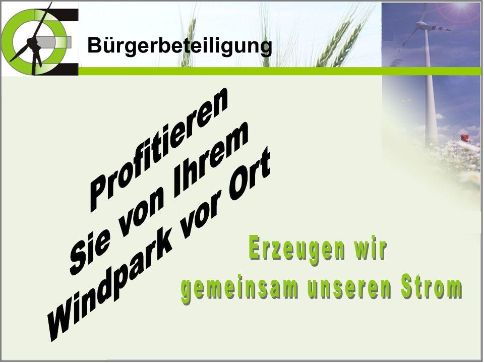 Bürgerbeteiligung