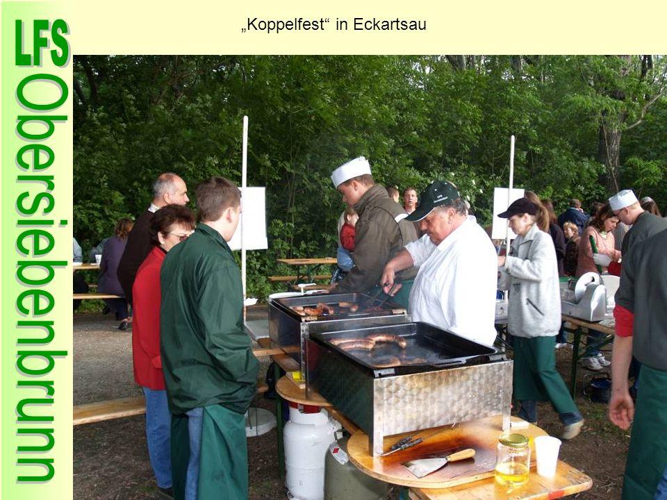 Koppelfest in Eckartsau