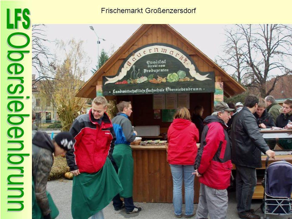 Frischemarkt Großenzersdorf