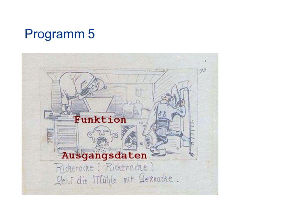 Programm 5
