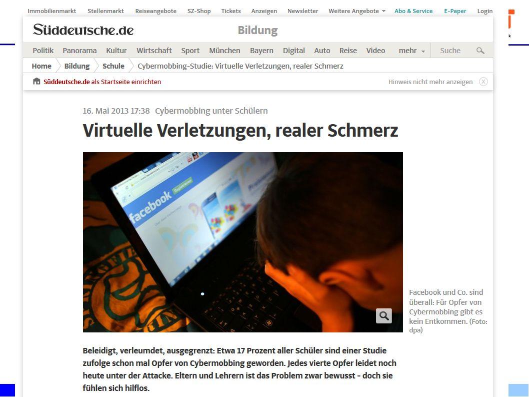 www.jugend-unterfranken.de Bezirksjugendring Unterfranken Medienfachberatung Arbeitshilfe für Schulen