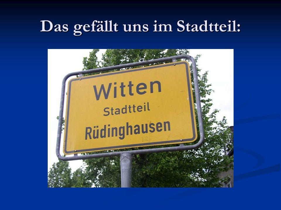 Gute Verkehrsanbindungen Zum Beispiel nach: Dortmund Annen Witten Zentrum