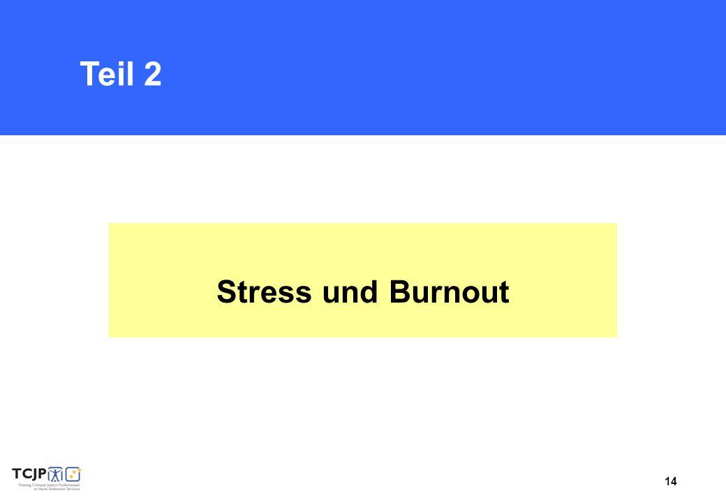 14 Stress und Burnout Teil 2