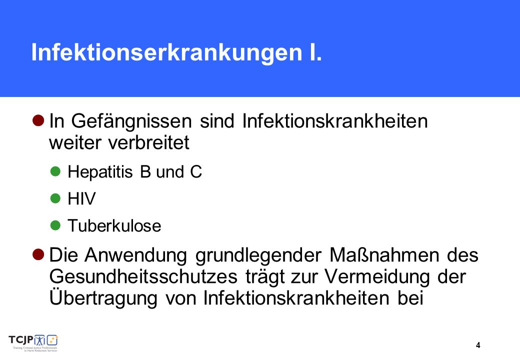 5 Infektionserkrankungen II.