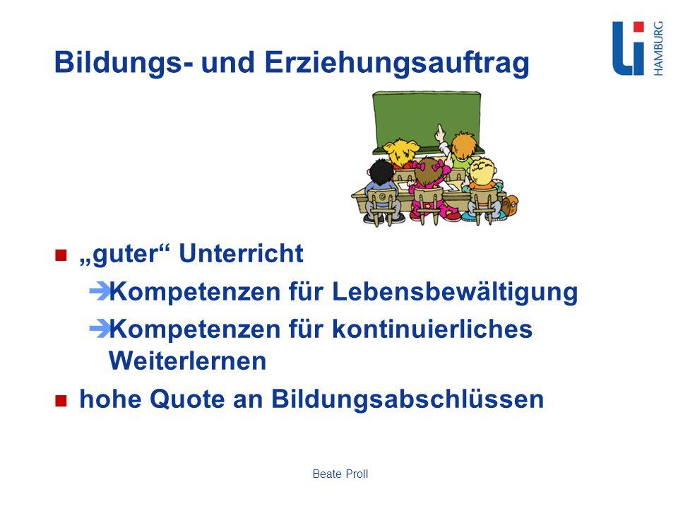 Bildungs- und Erziehungsauftrag psychosoziale Entwicklung von Kindern und Jugendlichen unterstützen Kinder und Jugendliche stärken (s.