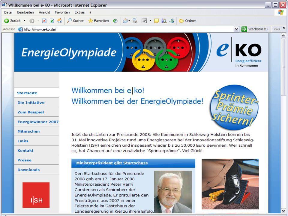 19 1. Workshop Klimaschutz im Kreis Segeberg, 6. Februar 2008 Vielen Dank für Ihre Aufmerksamkeit