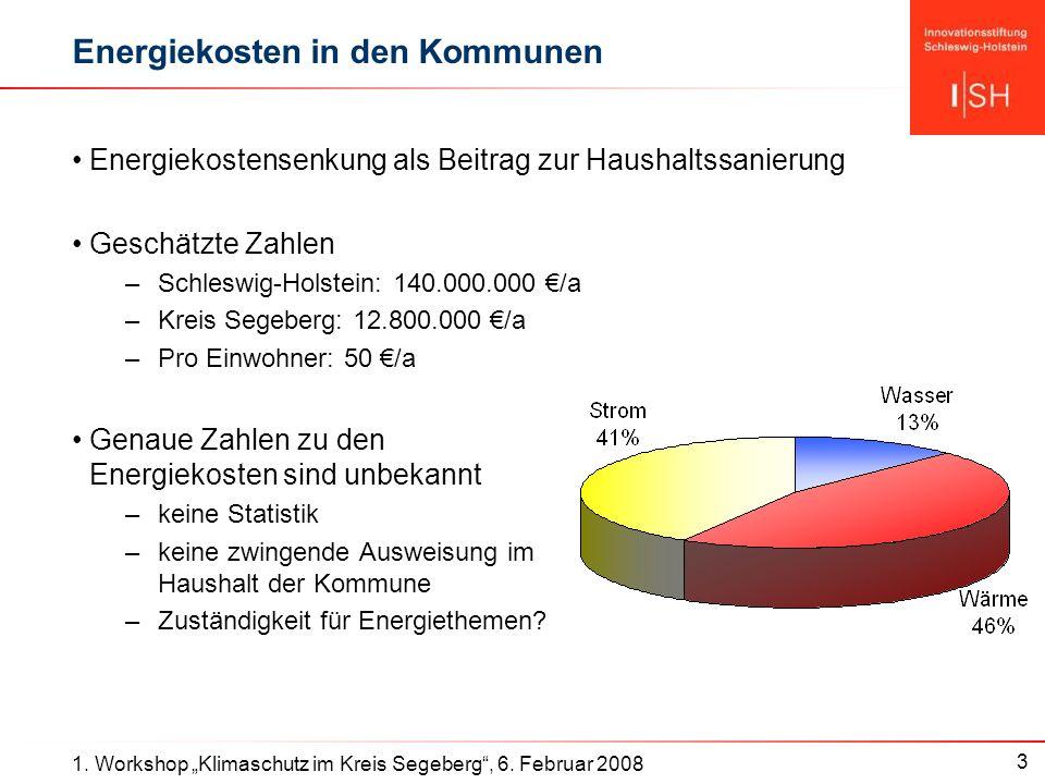 14 1.Workshop Klimaschutz im Kreis Segeberg, 6.