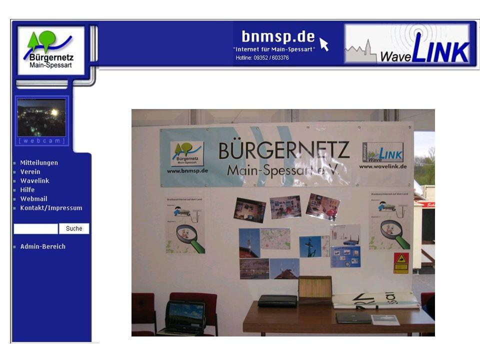 JHV 2010 Förderverein Kabelverlegung Hopferstadt