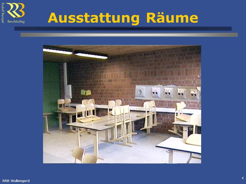 RRB Wullengerd 4 Ausstattung Räume