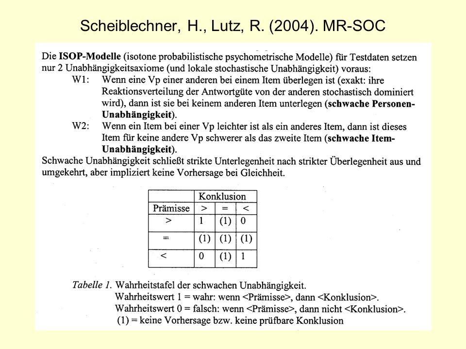 Scheiblechner, H., Lutz, R. (2004). MR-SOC
