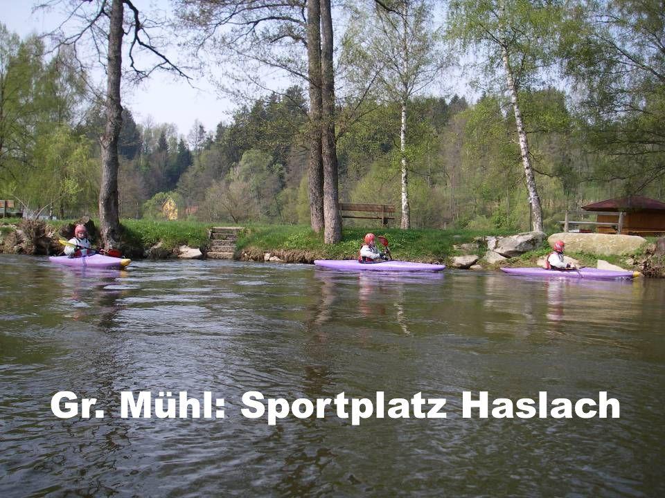 Gr. Mühl: Sportplatz Haslach
