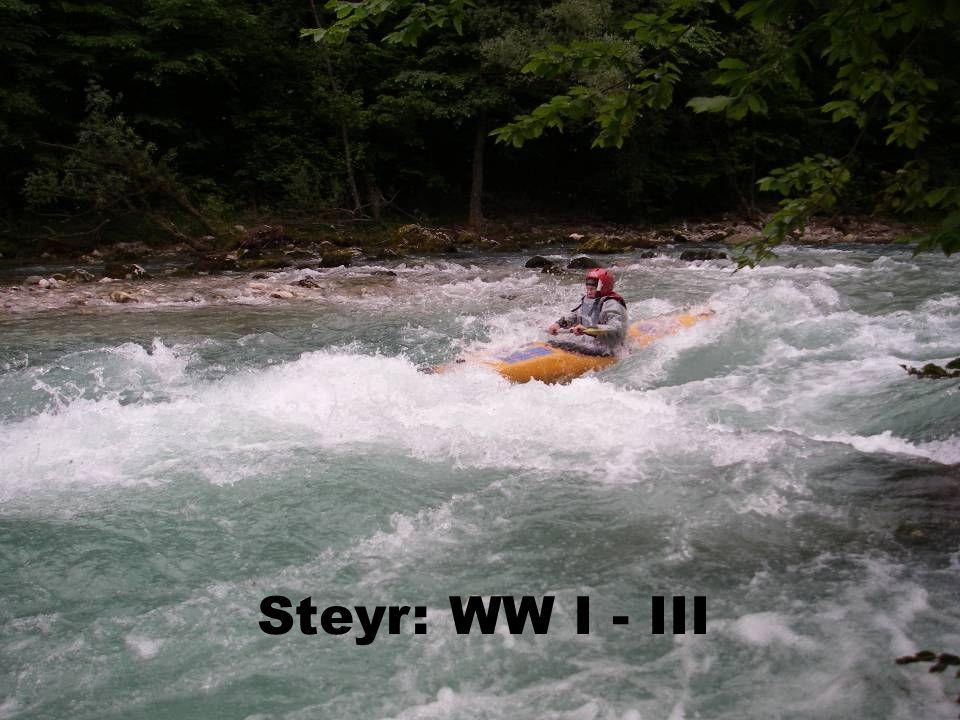 Steyr: WW I - III