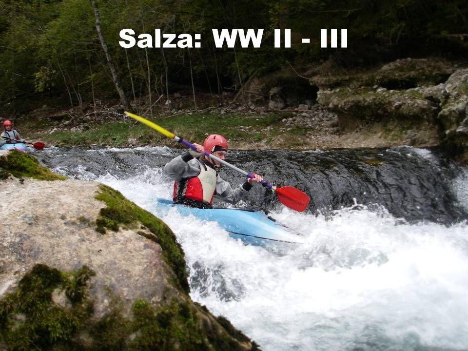 Salza: WW II - III