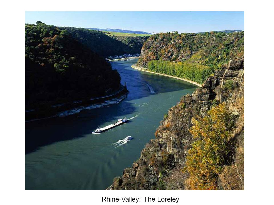 Rhine-Valley: The Loreley