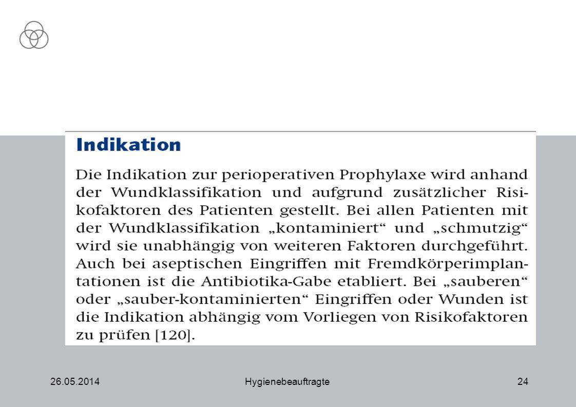 26.05.2014Hygienebeauftragte24