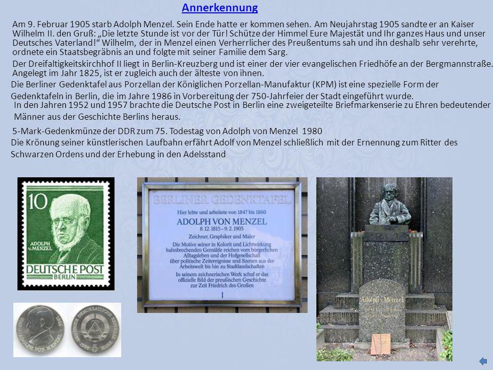 Annerkennung In den Jahren 1952 und 1957 brachte die Deutsche Post in Berlin eine zweigeteilte Briefmarkenserie zu Ehren bedeutender Männer aus der Ge