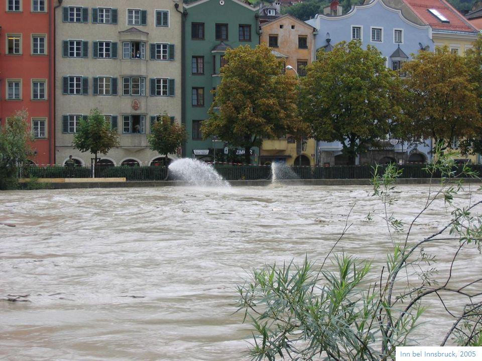 Inn bei Innsbruck, 2005