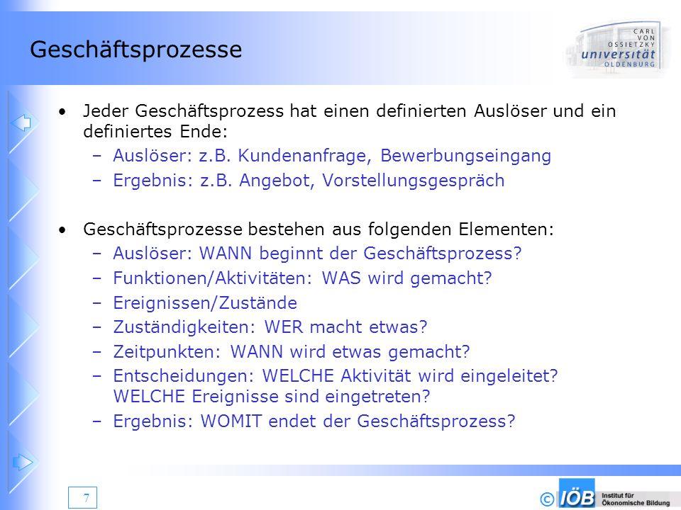 © 48 Informationssysteme in Unternehmen Jörn Beineke, StR 06. November 2002