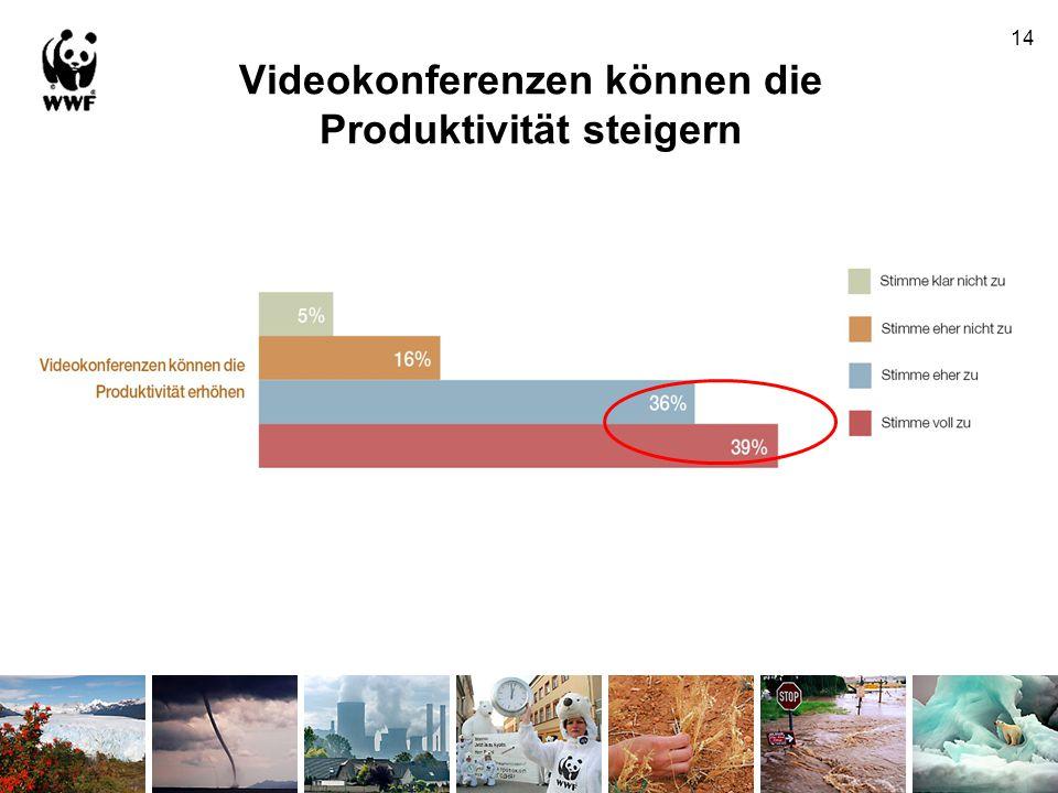 Videokonferenzen können die Produktivität steigern 14