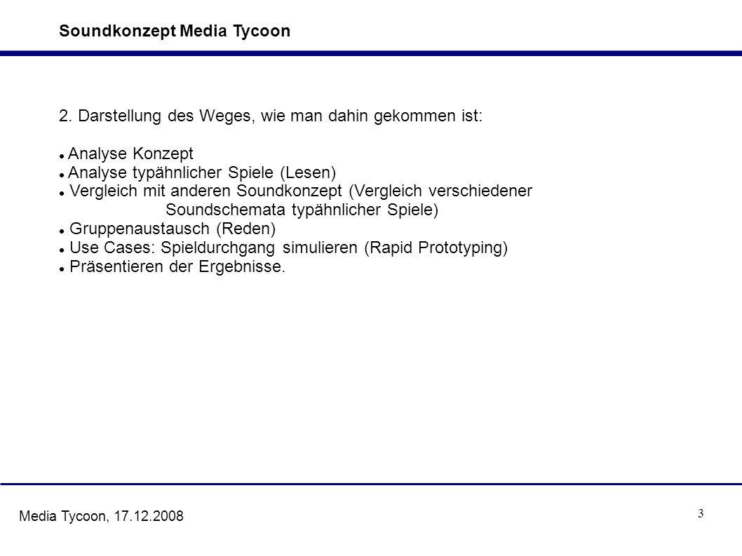 4 Media Tycoon, 17.12.2008 3.