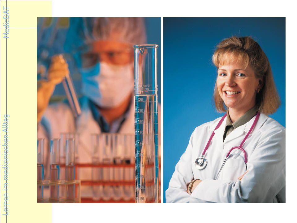 Lernen im medizinischen Alltag MedicDAT
