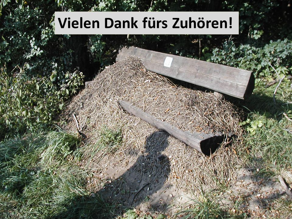© ELKB – Bernd Brinkmann Vielen Dank fürs Zuhören!