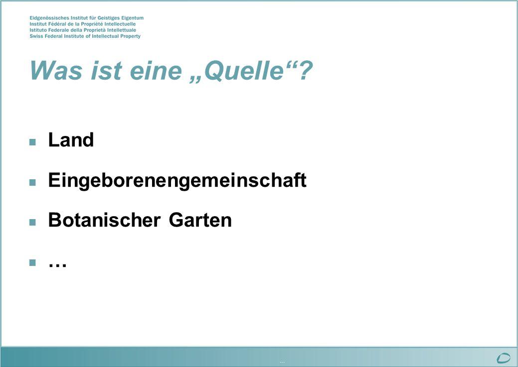 … Sanktionen n Patentrecht: Rückweisung der Patent- anmeldung n Strafrecht: n Busse bis CHF 100000.- n Veröffentlichung des Urteils