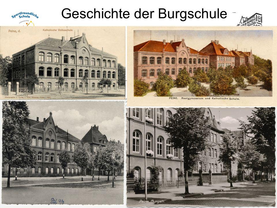 Geschichte der Burgschule