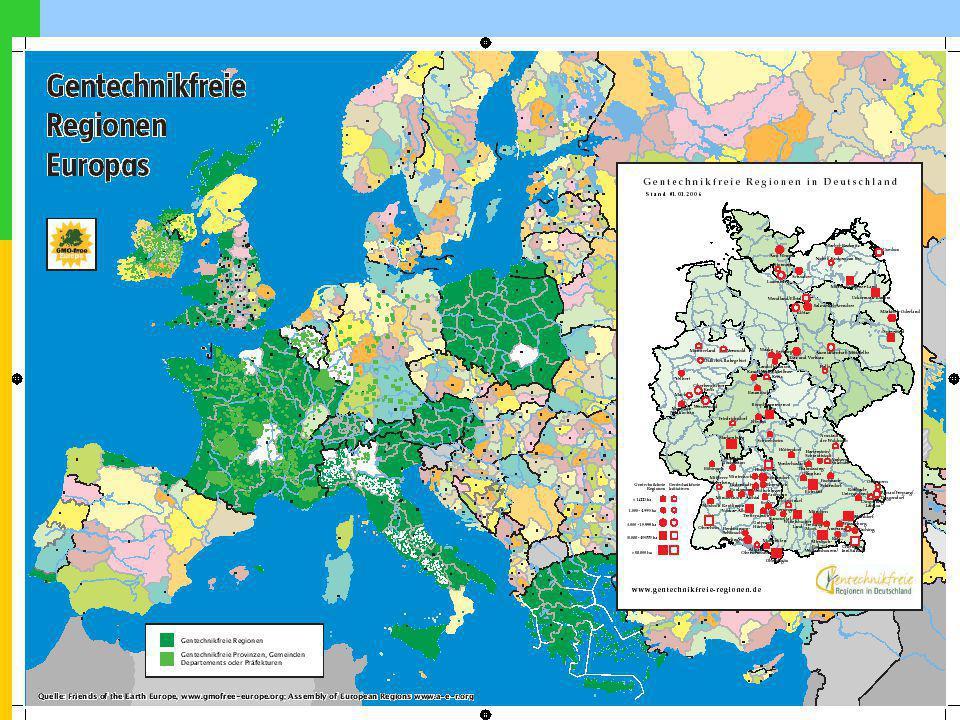 Rechtliche Rahmenbedingungen I EG-Richtlinie 2001/18 Freisetzungsrichtlinie Grüner Parlamentsklub: Wolfgang Pirklhuber, Landwirtschaftssprecher Art.