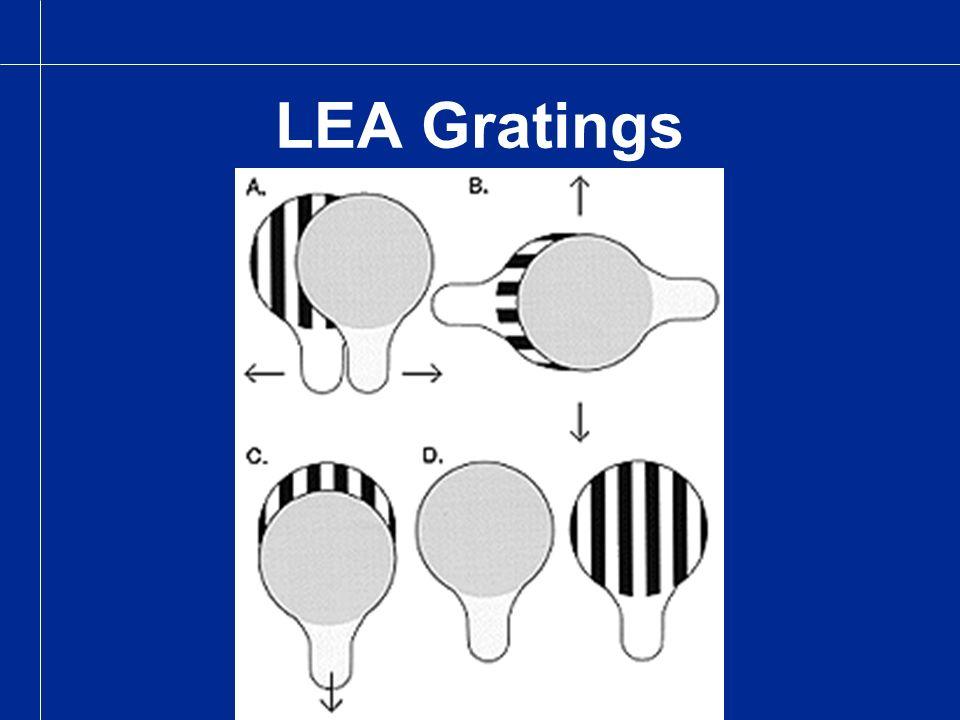 LEA Gratings