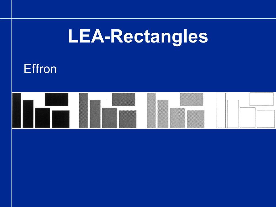 Effron LEA-Rectangles