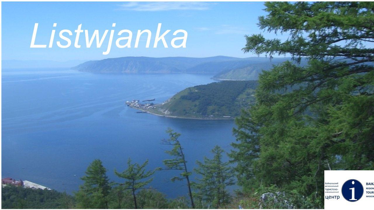 In Listwjanka beginnen Sie Ihre Bekanntschaft mit Baikal.