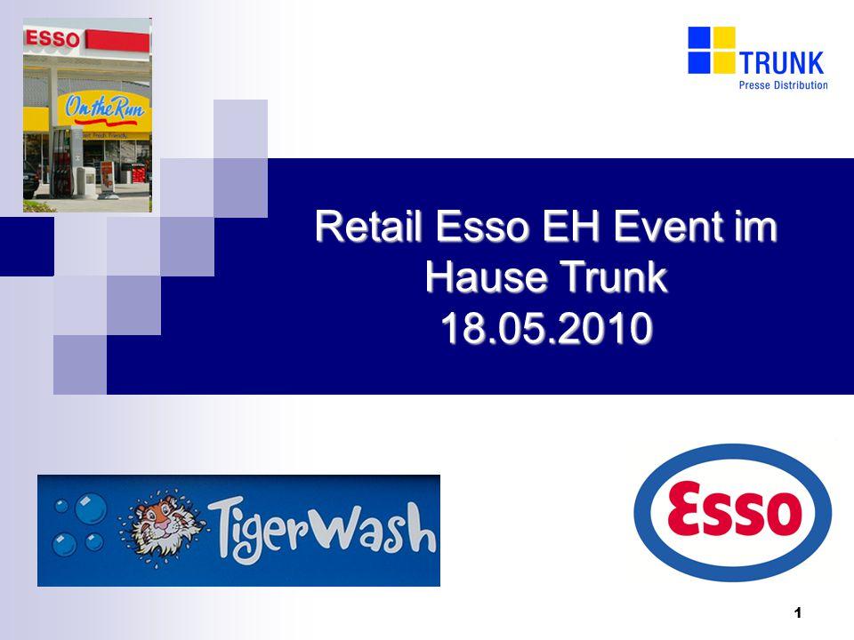 1 Retail Esso EH Event im Hause Trunk 18.05.2010
