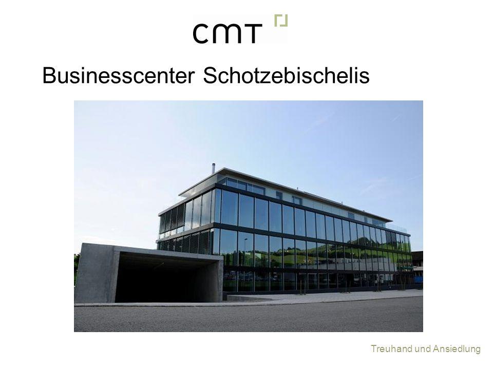 Treuhand und Ansiedlung Businesscenter Schotzebischelis