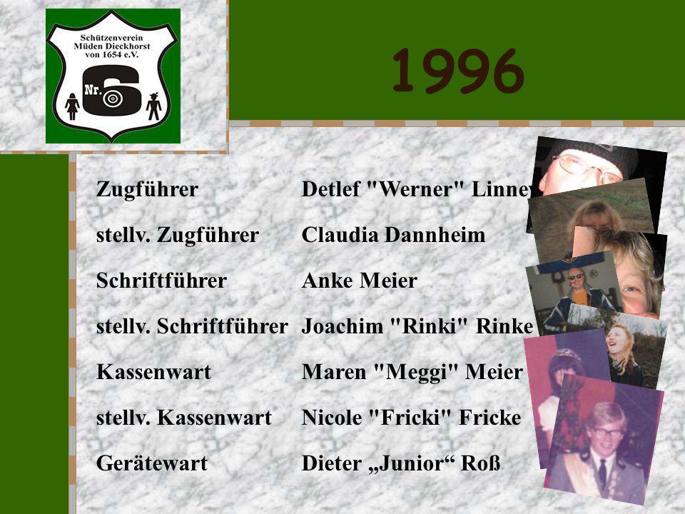 1995 Zugführer Detlef Werner Linneweh stellv.