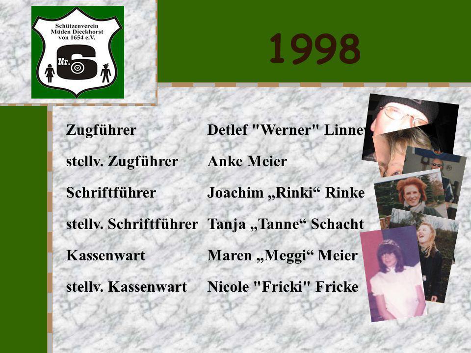 1997 Zugführer Detlef Werner Linneweh stellv.