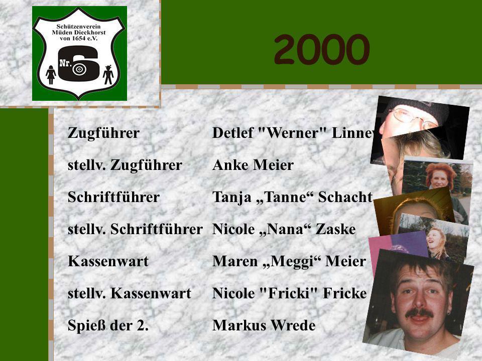 1999 Zugführer Detlef Werner Linneweh stellv.