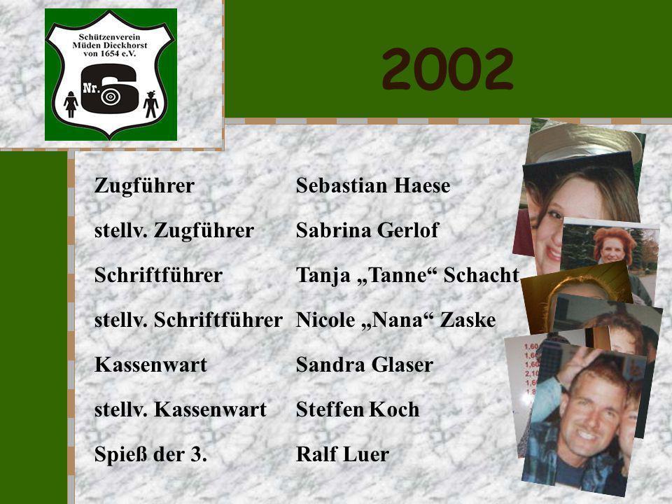 2001 Zugführer Detlef Werner Linneweh stellv.