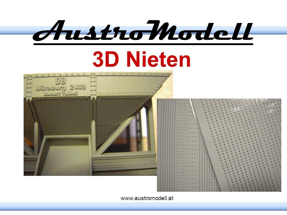 www.austromodell.at 3D Nieten AustroModell