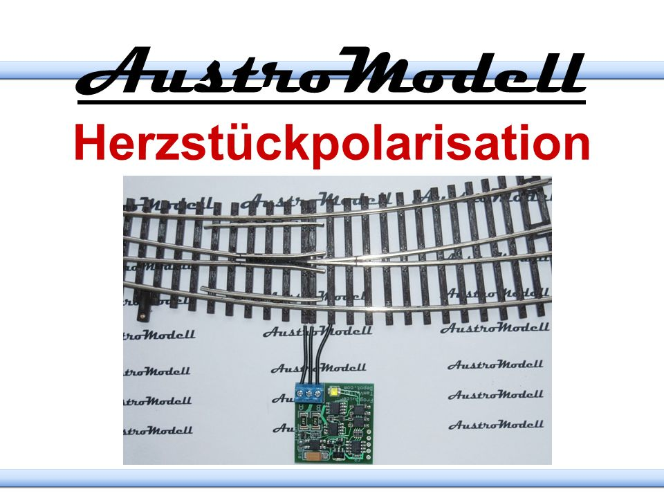 www.austromodell.at Triebwagen AustroModell