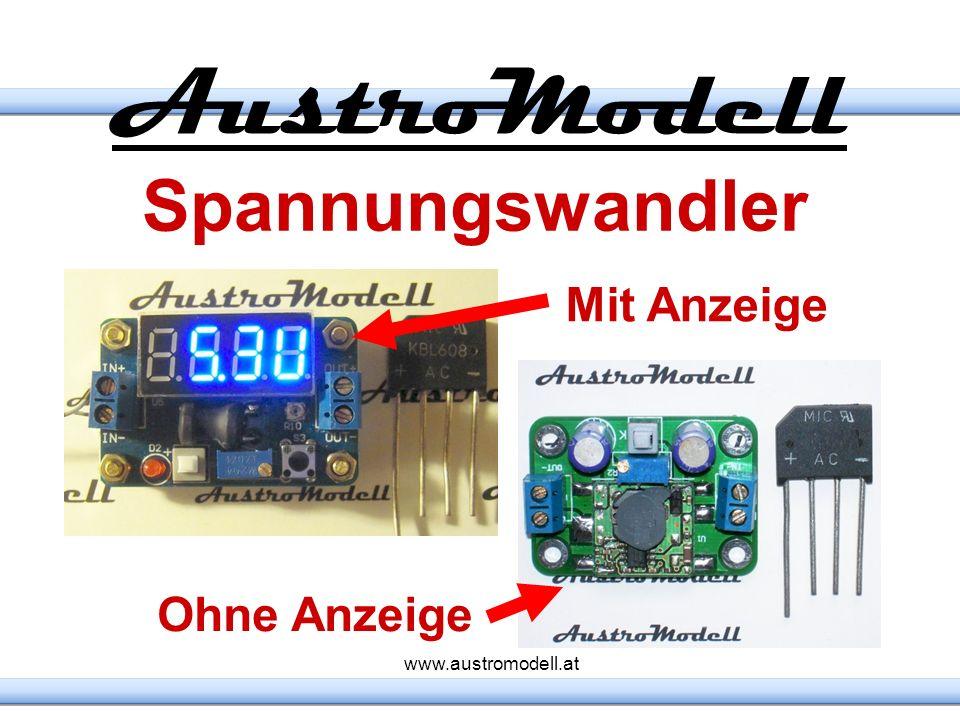 www.austromodell.at MICRODISPLAY AustroModell