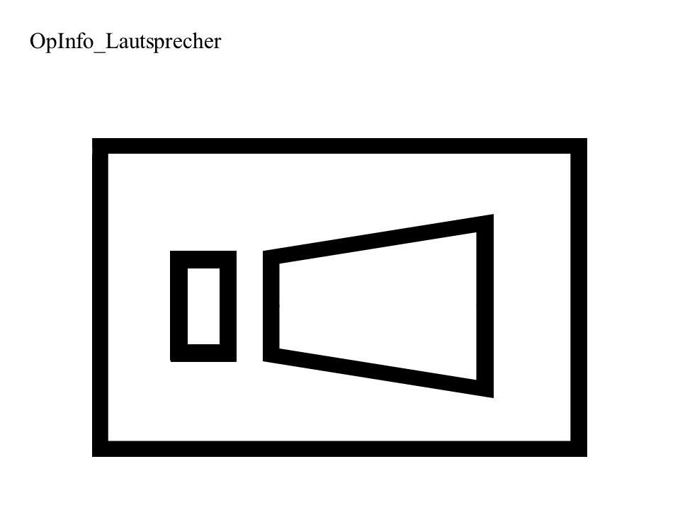 OpInfo_Lautsprecher