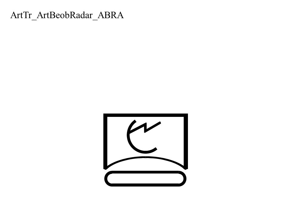 ArtTr_ArtBeobRadar_ABRA