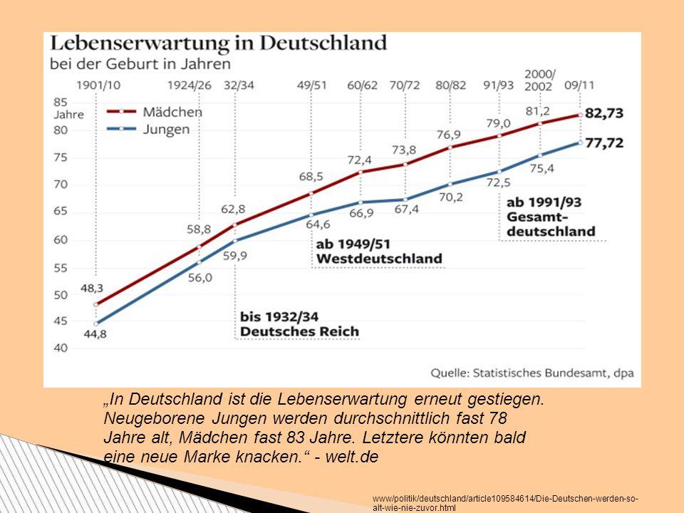 Ursachen Stetige Zu- und Abwanderung - Deutschland ist ein attraktiver Industriestaat für Flüchtlinge.